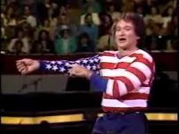 Robin Williams Flag