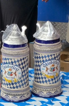 The Commemorative Beer Steins