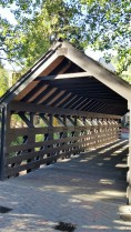 Covered bridges...told you.