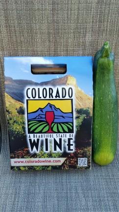 Boxed wine, Colorado style.