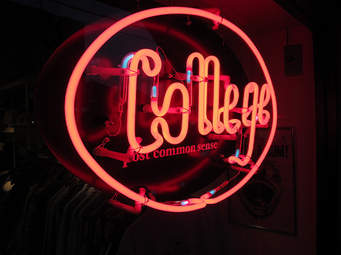 neon-college-sign